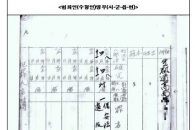 일제강점기 수형인 명부서 '민초 독립운동가' 5천32…