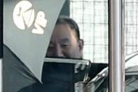 [포토] 'VIP' 북한 김영철, 베이징공항 도착