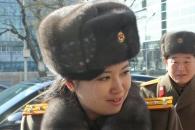 현송월, 방중예술단 이끌고 베이징 도착