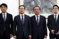민주·바른미래·평화·정의, 내일 국회 윤리위에 한국…