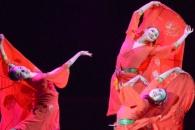 [포토] 재일조선인예술단의 아름다운 춤사위