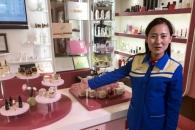 블라디보스토크에 北 화장품 매장