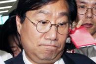 [서울포토] 난감한 표정의 양정철 민주연구원장