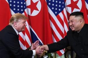 """트럼프 """"재선되면 북한과 매우 빨리 협상하겠다"""""""