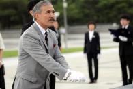 """5·18 묘지 찾은 美 해리스 대사…""""광주 인권 기억할…"""