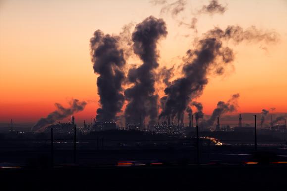 대기오염 픽사베이 제공