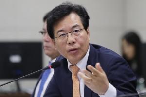 '당직자 폭행' 송언석, 국민의힘 탈당