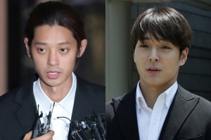 집단 성폭행·불법 촬영물 유포 혐의...정준영·최종훈 오늘 대법원…