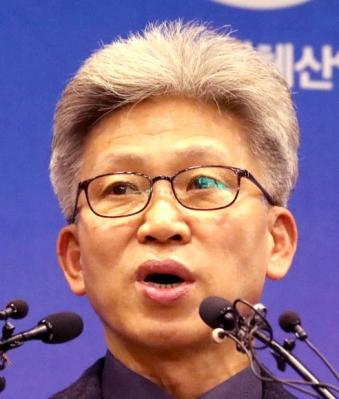 송병기 울산시 경제부시장 연합뉴스