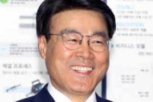 최정우 포스코 회장, 연임 도전
