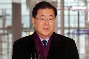"""윤상현 """"정의용 임명은 도쿄올림픽 남북회담용"""""""