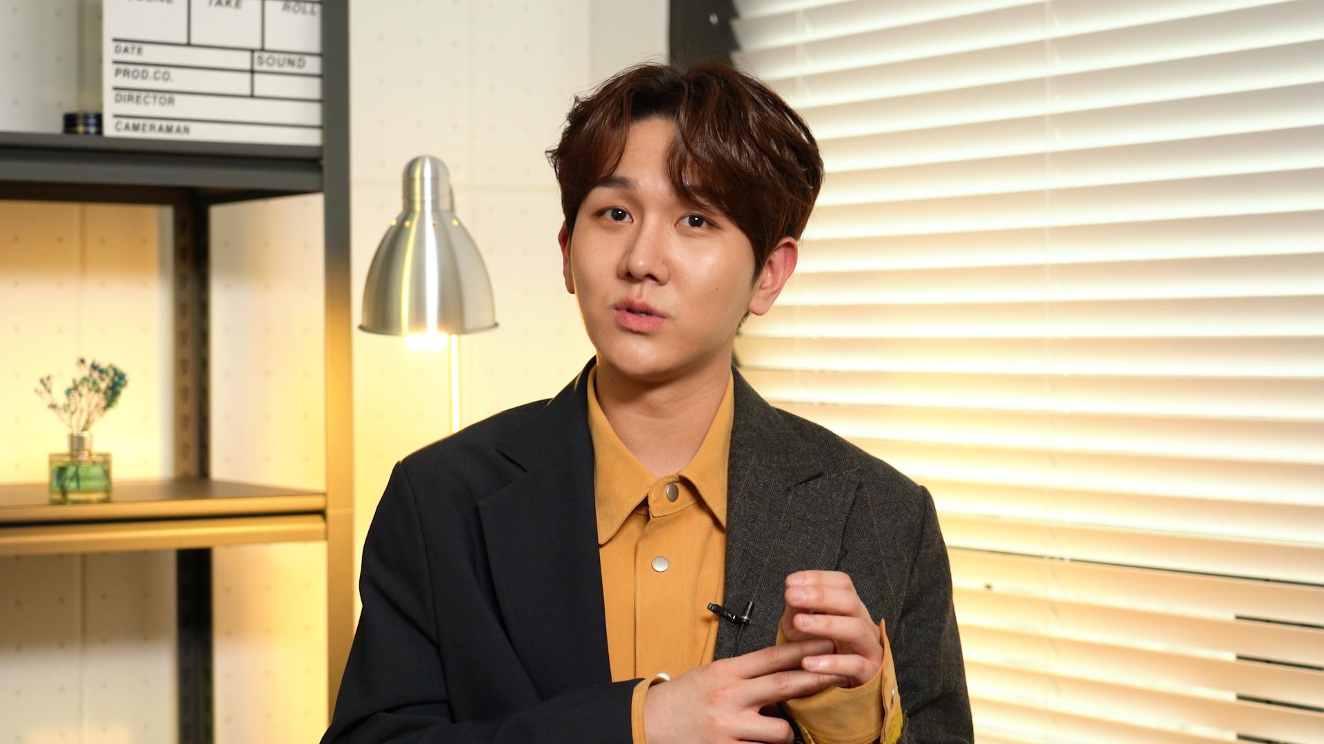 """김수찬 """"트로트 맛깔나게 부르는 법? 3가지만 지키세요"""""""