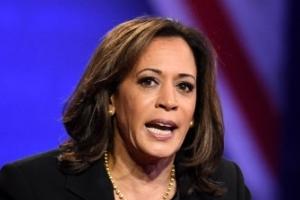 """""""겁없는 싸움꾼"""" 미 민주당 부통령 후보에 해리스…첫 흑인 여성"""