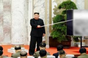 """김정은 """"전략무력 운영 새 방침 제시""""…SLBM 시험발사?美 압박?"""