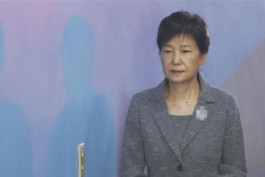 '확진자 밀접촉' 박근혜 전 대통령 코로나19 음성