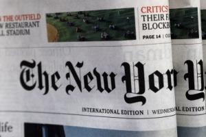 美 NYT 디지털, 사상 처음으로 종이신문 매출 앞질렀다