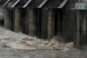 北, 대동강 홍수경보… 범람 땐 평양 일대 큰 피해