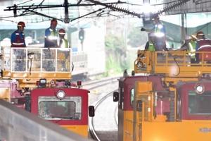신이문역 차도에 이물질 떨어져… 1호선 일부 구간 운행 중단