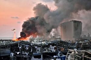 베이루트 폭발 대참사… 100명 사망·4000명 부상