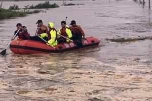 홍수피해 접경지역 2천명 긴급대피...사망자 총16명