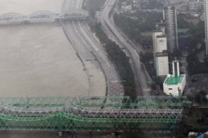 오늘 출근길도…서울 강변북로·올림픽대로 곳곳 통제