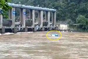 춘천 의암댐서 경찰정·행정선 등 전복…2명 사망·5명 실종(종합2…