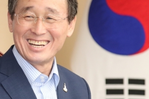 송하진 전북지사 제14대 시도지사협의회장 취임