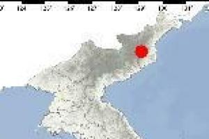 """북한 함경북도 길주서 규모 2.4 지진…""""핵실험 아닌 자연지진"""""""