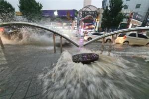 남부지방은 낮까지 폭우…중부지방은 저녁부터 장대비
