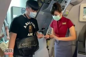 """""""착륙은 없다""""…일본으로 향한 대만 비행기 사연은?"""