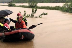 광주 전남 등 폭우에 이재민 7600명 ↑…사망 33명·실종 9명