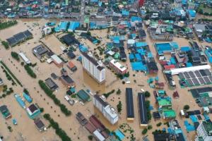 전남, 폭우 피해 극심…주택 1천채·농경지 6천㏊ 침수