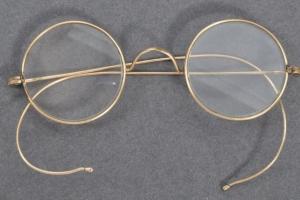 간디의 안경 영국 브리스틀 경매 나오는데, 우편함에 기적처럼 배달…