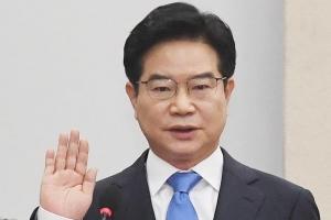 """김창룡 """"수사권 조정 대통령령은 법 정신 반해"""""""