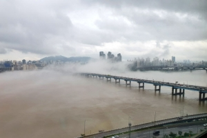 서울 동부간선도로 성수분기점~수락지하차도 통제 해제(종합)