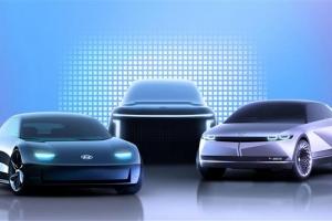 현대차, 전기차 이름은 '아이오닉'… 2024년까지 3종 내놓는다