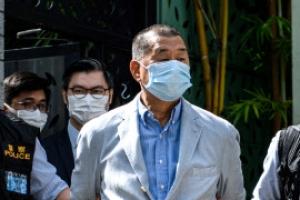 '홍콩보안법 체포' 지미 라이는…대표적 반중 언론재벌