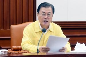 문 대통령 지지율 40%대 붕괴…'부동산 문제' 결정타(종합)