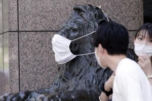 혹시나 했지만…이틀간 감소했던 일본 확진자 다시 증가(종합)