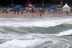 해수욕장 방문객 작년 35%…코로나·장마 탓