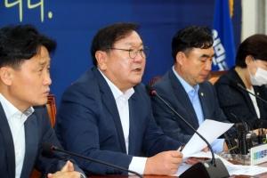 통합>민주… 부동산이 부른 '역전'