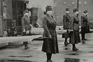 1918년 신문에 실린 스페인 독감 예방수칙…코로나19와 비교해보니