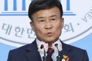 """김원웅 """"태극기 부대에 '빨갱이' 소리 듣는 사람이 대통령 돼야…"""