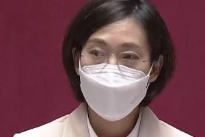 차별금지법 설명에 메이 영국 전 총리 소환한 장혜영