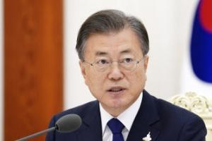 추미애 아들 의혹 속 文, 검찰개혁 회의 개최…추미애 참석