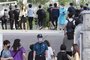 """경찰, '문제 유출' 순경 공채 사과 """"필기 불합격자 추가합격 기…"""