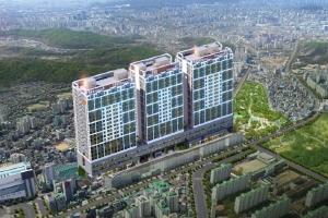 성공 투자조건 갖춘 오피스텔 'e편한세상 시티 부평역'