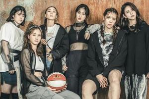 '걸크러쉬' 여자농구선수들 매력 담긴 디지털 화보