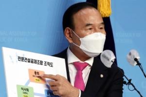 검찰, 박덕흠 '골프장 고가매입 의혹' 수사팀 변경