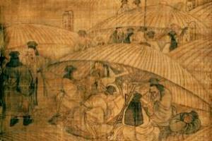 """""""묘사의 오묘함이 하늘의 조화를 빼앗는듯"""" 김홍도 그림 고향으로…"""